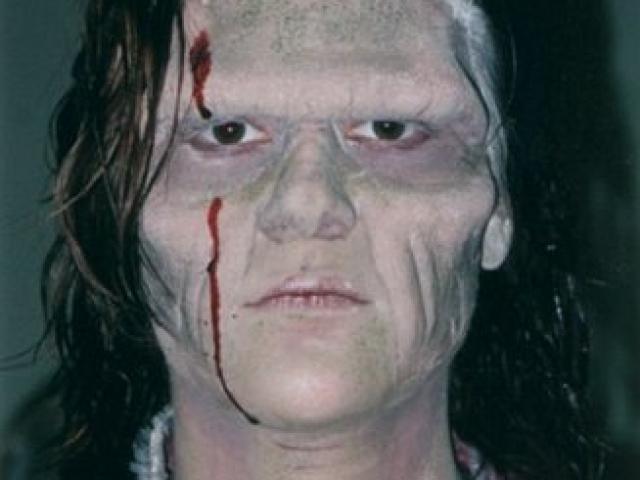 Frankenstein makeup