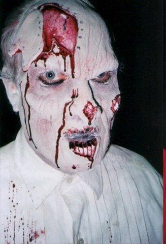Horror makeup